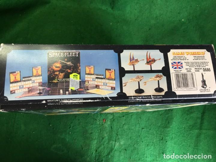 Juegos Antiguos: JUEGO DE MESA SPACE FLEET - GAMES WORKSHOP - WARHAMMER - Foto 5 - 133380802