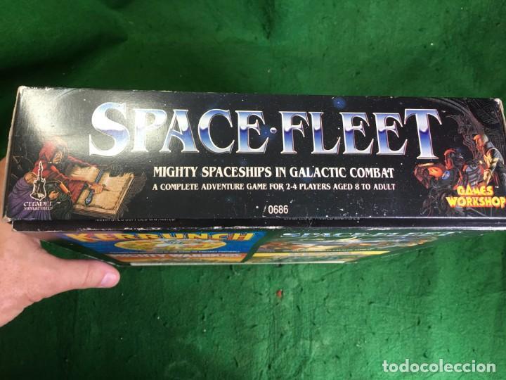 Juegos Antiguos: JUEGO DE MESA SPACE FLEET - GAMES WORKSHOP - WARHAMMER - Foto 6 - 133380802
