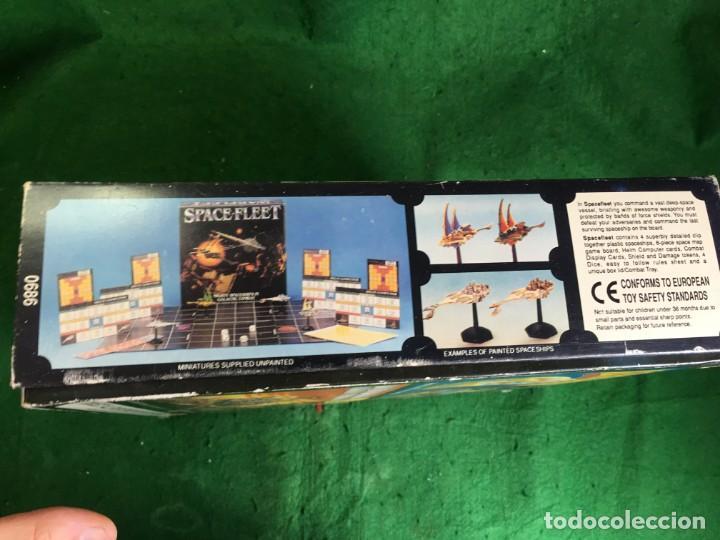 Juegos Antiguos: JUEGO DE MESA SPACE FLEET - GAMES WORKSHOP - WARHAMMER - Foto 7 - 133380802