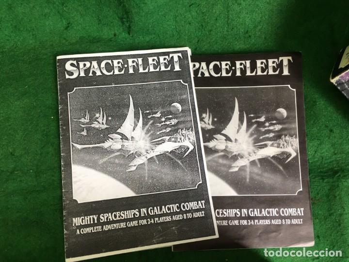 Juegos Antiguos: JUEGO DE MESA SPACE FLEET - GAMES WORKSHOP - WARHAMMER - Foto 9 - 133380802