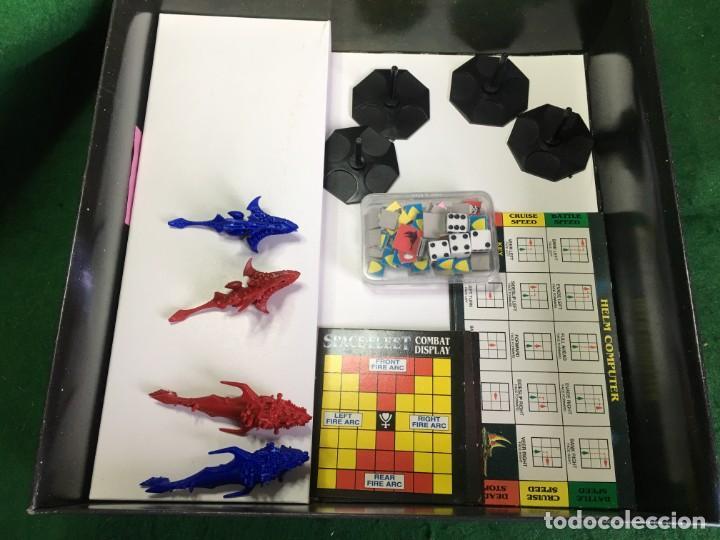 Juegos Antiguos: JUEGO DE MESA SPACE FLEET - GAMES WORKSHOP - WARHAMMER - Foto 11 - 133380802