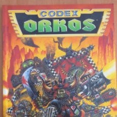 Juegos Antiguos: WARHAMMER 40000 CODEX ORKOS. Lote 134032758