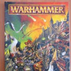 Juegos Antiguos: WARHAMMER MANUAL DE BATALLA. Lote 134034866
