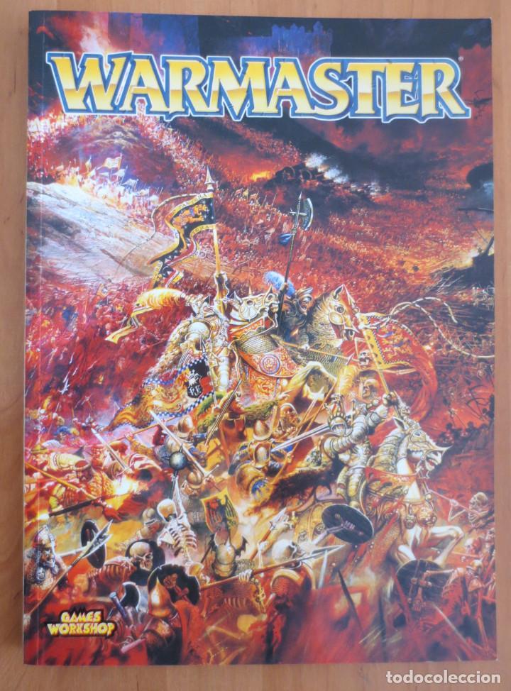 WARHAMMER WARMASTER (Juguetes - Rol y Estrategia - Warhammer)