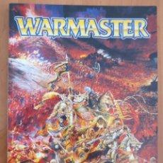 Juegos Antiguos: WARHAMMER WARMASTER. Lote 134036474