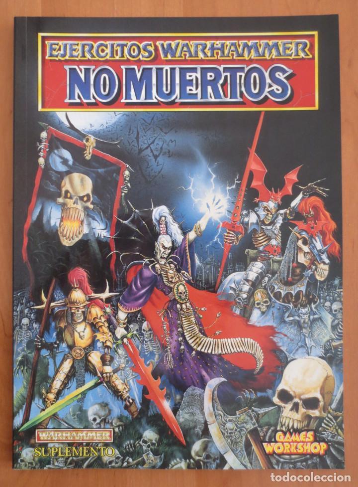 EJERCITOS WARHAMMER NO MUERTOS (Juguetes - Rol y Estrategia - Warhammer)