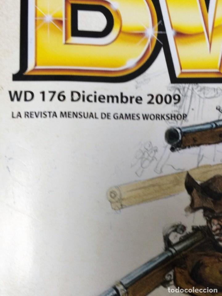 Juegos Antiguos: LOTE REVISTAS WHITE DWARF WARHAMMER GAMES WORKSHOP - Foto 2 - 134123990