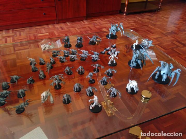 Ejercito Tiránido - Warhammer 40K - Oldhammer segunda mano