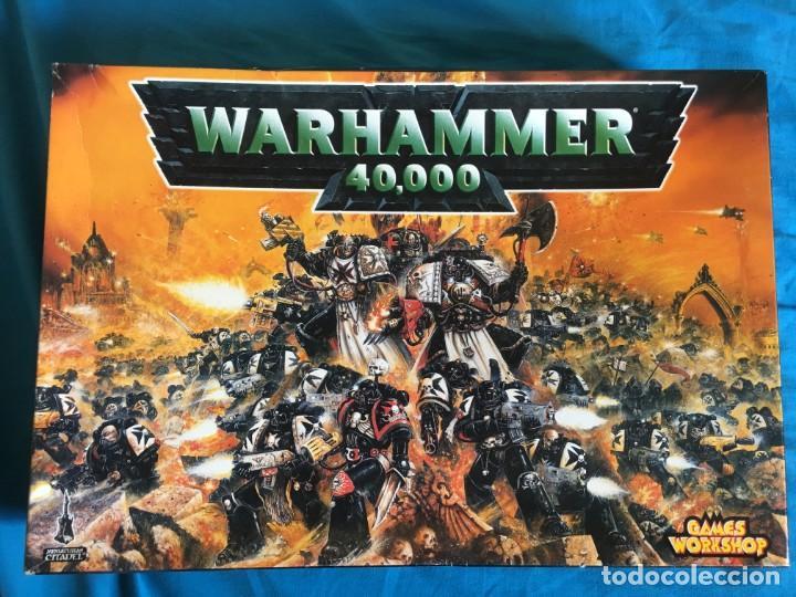WARHAMMER 40000 DE GAMES WORKSHOP (Juguetes - Rol y Estrategia - Warhammer)
