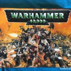 Juegos Antiguos: WARHAMMER 40000 DE GAMES WORKSHOP. Lote 135263930
