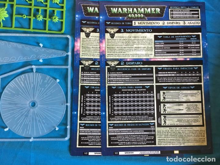 Juegos Antiguos: WARHAMMER 40000 DE GAMES WORKSHOP - Foto 6 - 135263930