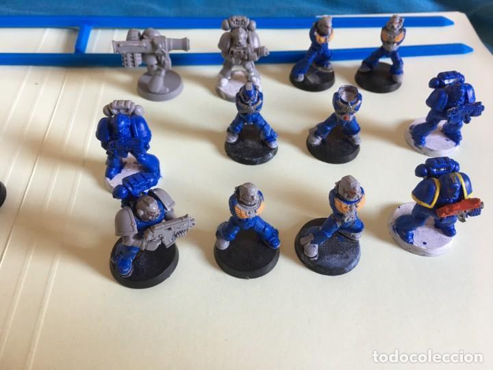 Juegos Antiguos: WARHAMMER 40000 DE GAMES WORKSHOP - Foto 14 - 135263930