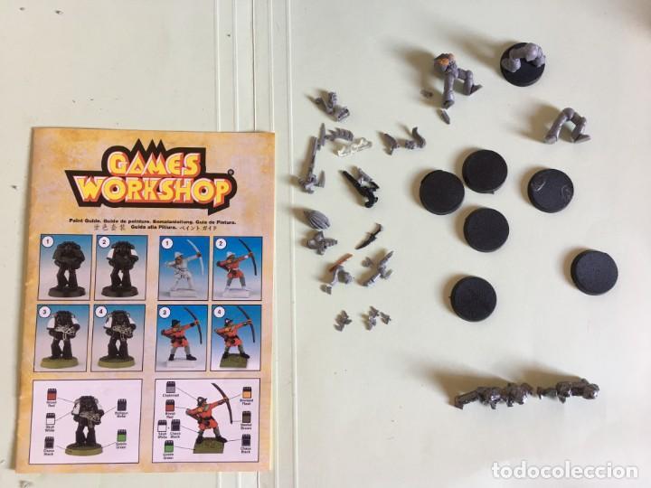 Juegos Antiguos: WARHAMMER 40000 DE GAMES WORKSHOP - Foto 16 - 135263930