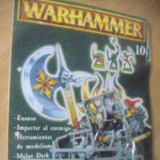 Juegos Antiguos: WARHAMMER - FIGURAS EN BLISTER. Lote 136733322