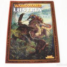 Juegos Antiguos: LIBRO DE LUSTRIA - EJÉRCITOS WARHAMMER - GAMES WORKSHOP 2003. Lote 136734606