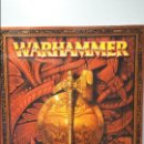 Juegos Antiguos: REGLAMENTO WARHAMMER. Lote 139072746