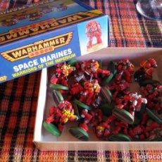 Juegos Antiguos: 2€ CADA UNO - MARINES ESPACIALES WARHAMMER 40000. Lote 140009130