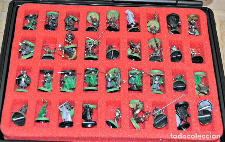 Juegos Antiguos: MALETÍN CON 152 FIGURAS DE GAMES WORKSHOP - Foto 2 - 140322102