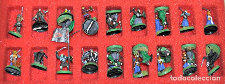 Juegos Antiguos: MALETÍN CON 152 FIGURAS DE GAMES WORKSHOP - Foto 10 - 140322102