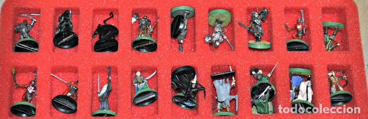 Juegos Antiguos: MALETÍN CON 152 FIGURAS DE GAMES WORKSHOP - Foto 11 - 140322102
