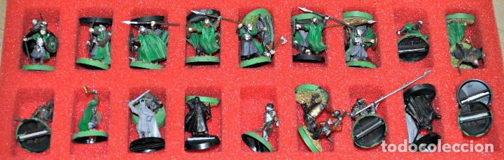Juegos Antiguos: MALETÍN CON 152 FIGURAS DE GAMES WORKSHOP - Foto 12 - 140322102