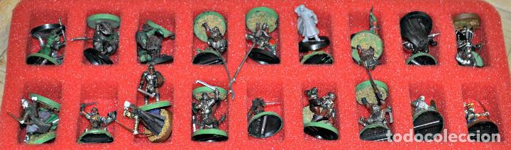 Juegos Antiguos: MALETÍN CON 152 FIGURAS DE GAMES WORKSHOP - Foto 13 - 140322102