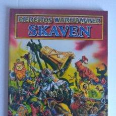 Juegos Antiguos: EJERCITOS WARHAMMER/SKAVEN.. Lote 140409122