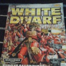 Juegos Antiguos: WHITE DWARF N. 180. Lote 141993334