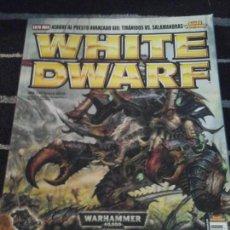 Juegos Antiguos: WHITE DWARF N. 177. Lote 141994214