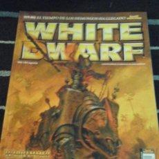 Juegos Antiguos: WHITE DWARF N. 184. Lote 142083590