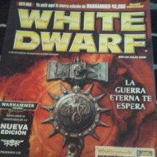 Juegos Antiguos: WHITE DWARF N. 159. Lote 142083962