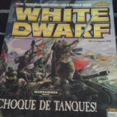 Juegos Antiguos: WHITE DWARF N. 172. Lote 142239146