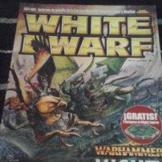 Juegos Antiguos: WHITE DWARF N. 147. Lote 142239538