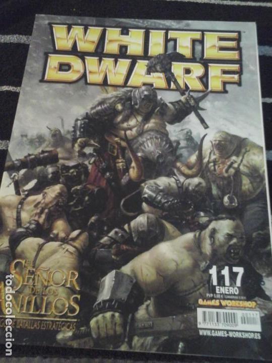 WHITE DWARF N. 117 (Juguetes - Rol y Estrategia - Warhammer)
