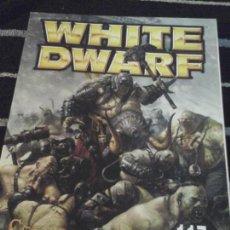 Juegos Antiguos: WHITE DWARF N. 117. Lote 142262770