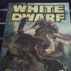 Juegos Antiguos: WHITE DWARF N. 121. Lote 142264038