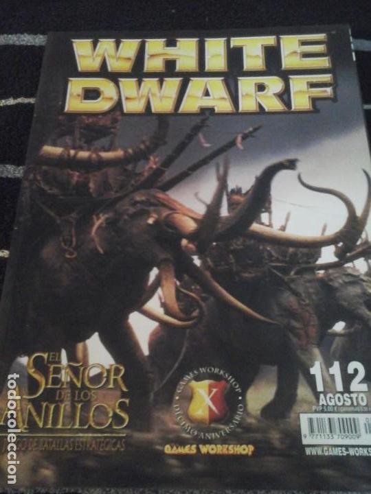 WHITE DWARF N. 112 (Juguetes - Rol y Estrategia - Warhammer)