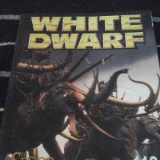 Juegos Antiguos: WHITE DWARF N. 112. Lote 142307374