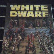 Juegos Antiguos: WHITE DWARF N. 130. Lote 142377186