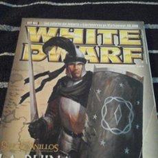 Juegos Antiguos: WHITE DWARF N. 142. Lote 143400106