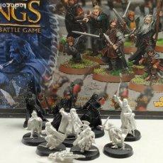 Juegos Antiguos: LORD OF THE RINGS: LA DISOLUCIÓN DE LA COMPAÑIA. Lote 143635842