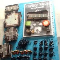 Juegos Antiguos: JUEGO DE MESA Y ESTRATEGIA: SPACE HULK DISEÑOS ORBITALES. Lote 144471778