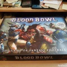 Juegos Antiguos: WARHAMMER BLOOD BOWL NUEVO SIN USAR. Lote 144732708