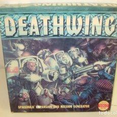 Juegos Antiguos: DEATHWING, SPACE HULK EXPANSION: AMPLIACIÓN DEL JUEGO EN INGLÉS (LEER PRIMERO). Lote 147856978