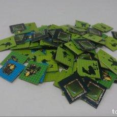 Juegos Antiguos: CRUZADA ESTELAR. LOTE 96 TOKENS. Lote 147943114