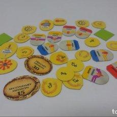 Juegos Antiguos: CRUZADA ESTELAR. LOTE TOKENS DE MISIÓN, RANGO.... Lote 147943350