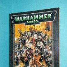 Juegos Antiguos: REGLAMENTO WARHAMMER 40K. 1998. Lote 148181630