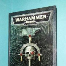 Juegos Antiguos: REGLAMENTO WARHAMMER 40K. 2004. Lote 148181734