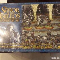 Juegos Antiguos: CAJA DE INICIO DEL RETORNO DEL REY. Lote 148486706