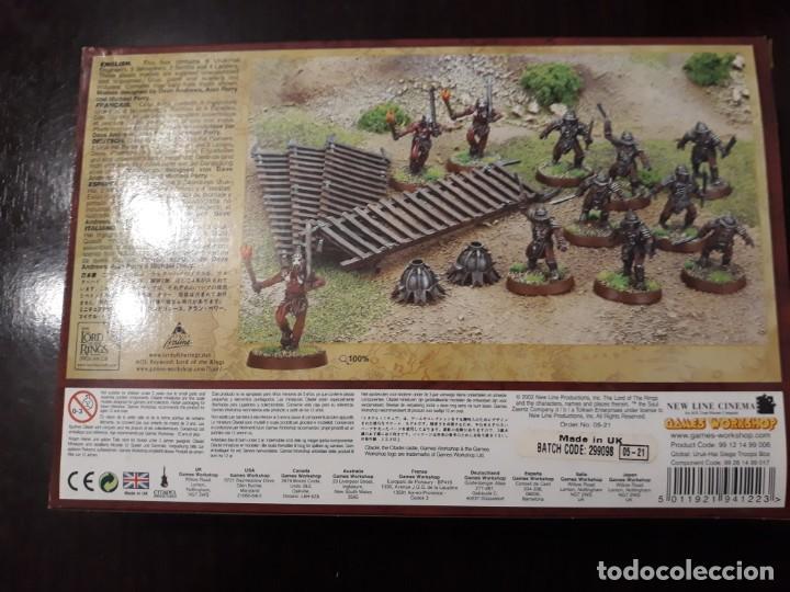 CAJA TROPAS DE ASEDIO URUK- HAI (Juguetes - Rol y Estrategia - Warhammer)